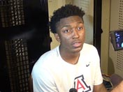 Stanley Johnson after Pac-12 title game