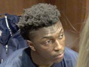 Stanley Johnson after Elite 8 loss