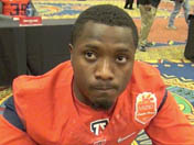 Fiesta Bowl media day: TraMayne Bondurant