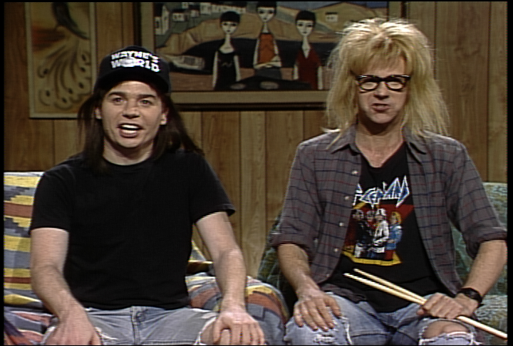 Waynes World 2: howtheylooknow — LiveJournal