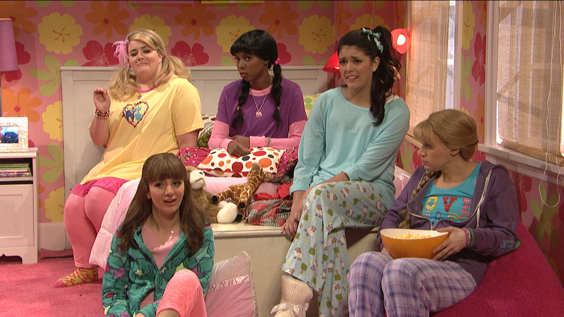 Slumber Party Pictures 48