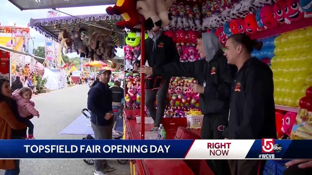 Topsfield Fair 2020.Topsfield Fair Organizers Take Eee Precautions