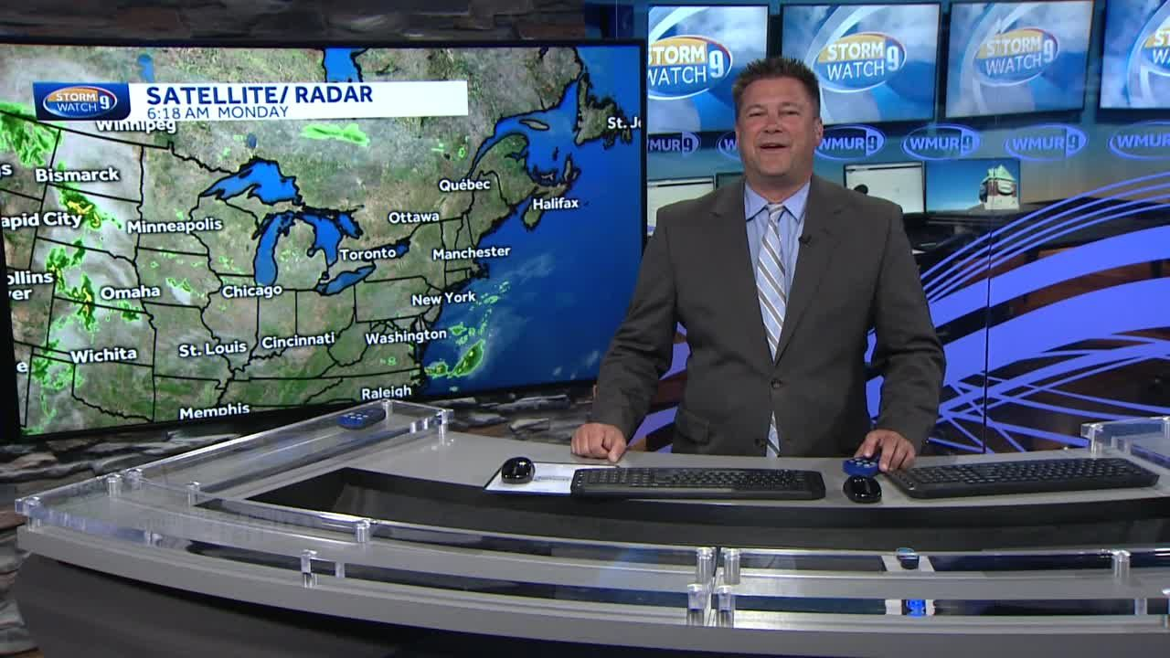 Watch: Sunny, pleasant day
