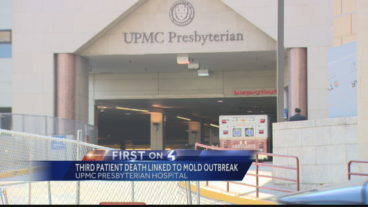 UPMC responds to 3rd patient death after mold outbreak [Video]