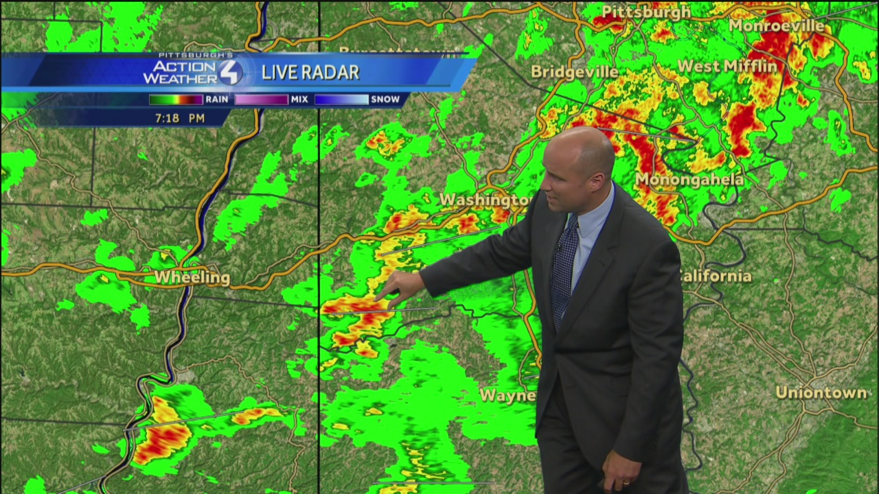Pittsburgh's Action Weather forecast [Video]