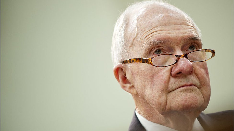 Brent Scowcroft, longtime US security adviser, dies aged 95