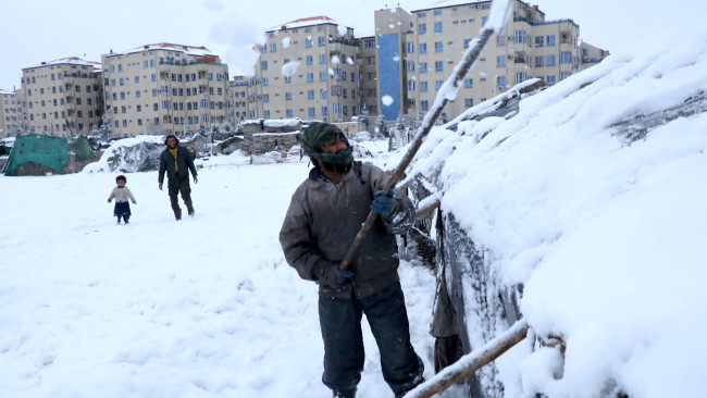 Potent winter storm turns deadly as it wreaks havoc across the Middle East