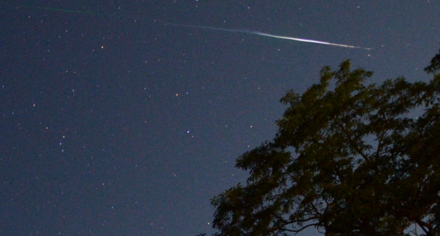 Michigan's May Night Sky Includes A Meteor Shower & Super Moon