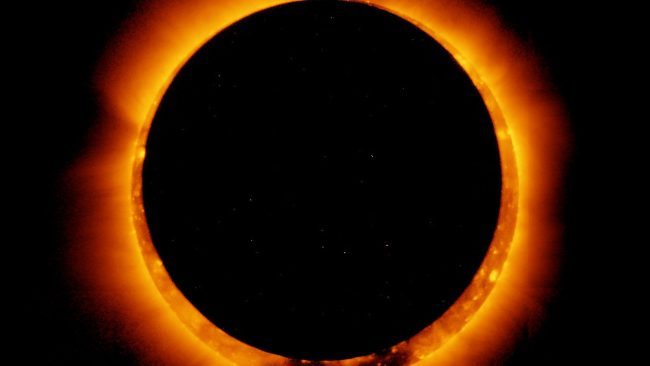 'Ring of fire solar eclipse to darken sky over India, Philippines Thursday