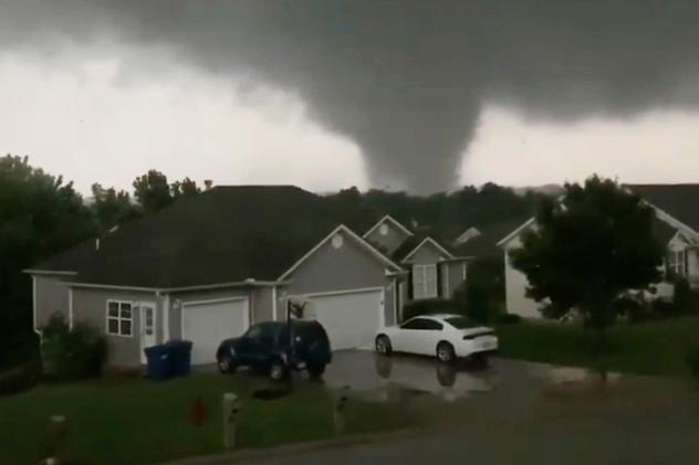 Severe Weather Missouri