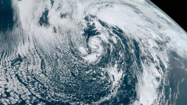 North Atlantic spawns Subtropical Storm Rebekah