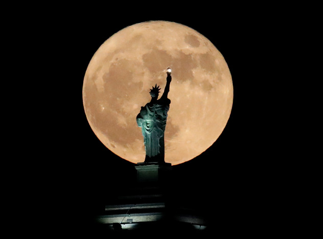 Snow Moon to illuminate night sky this weekend