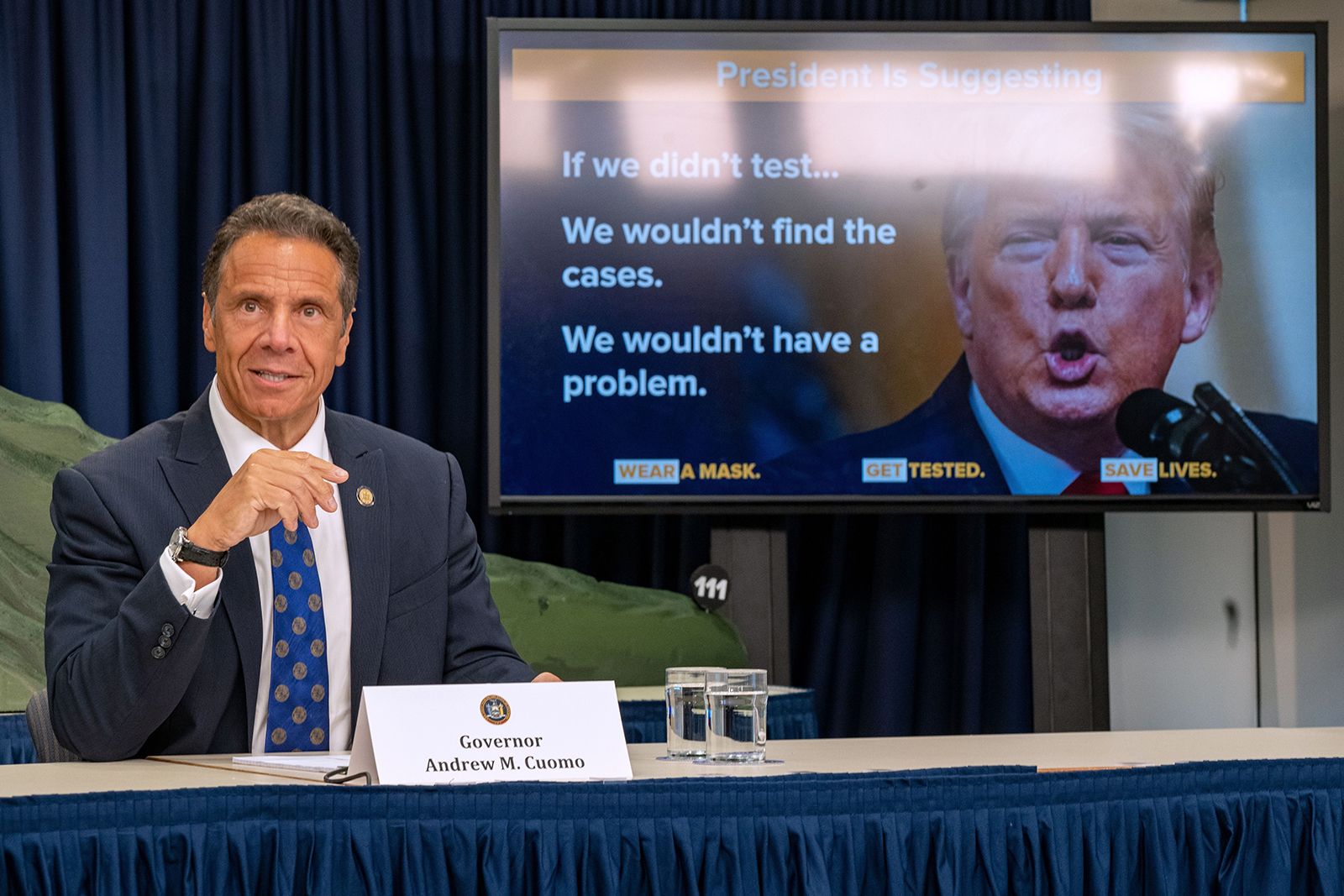 Cuomo outlines plan to reopen schools in New York