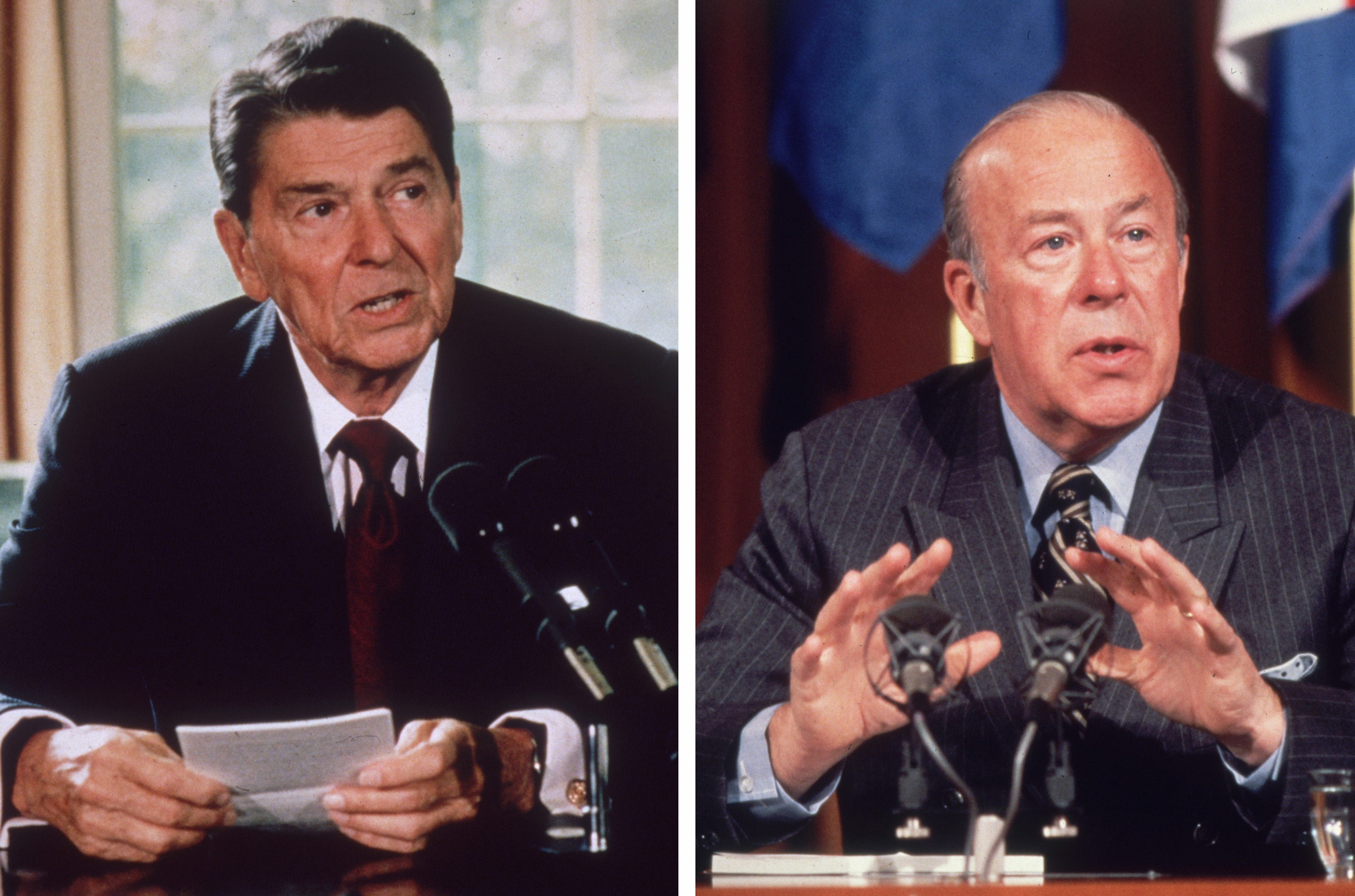 Reagan Foundation distances itself from Trump campaign and the president isnt pleased