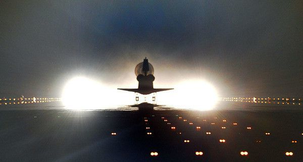 Space Shuttle Atlantis launched for the last time on this day