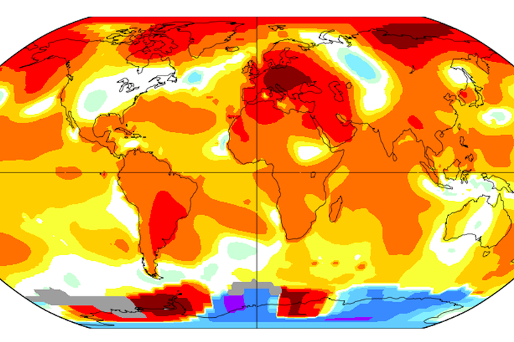 June was the warmest June ever recorded, but theres a bigger problem