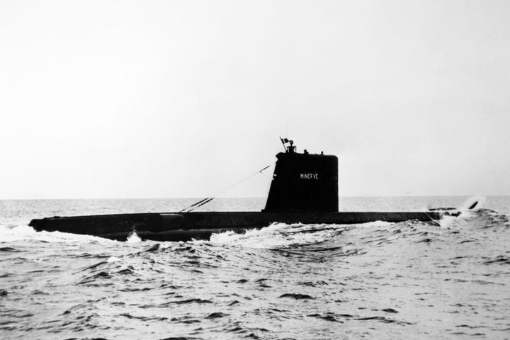 Lost French submarine finally found after 50 years missing
