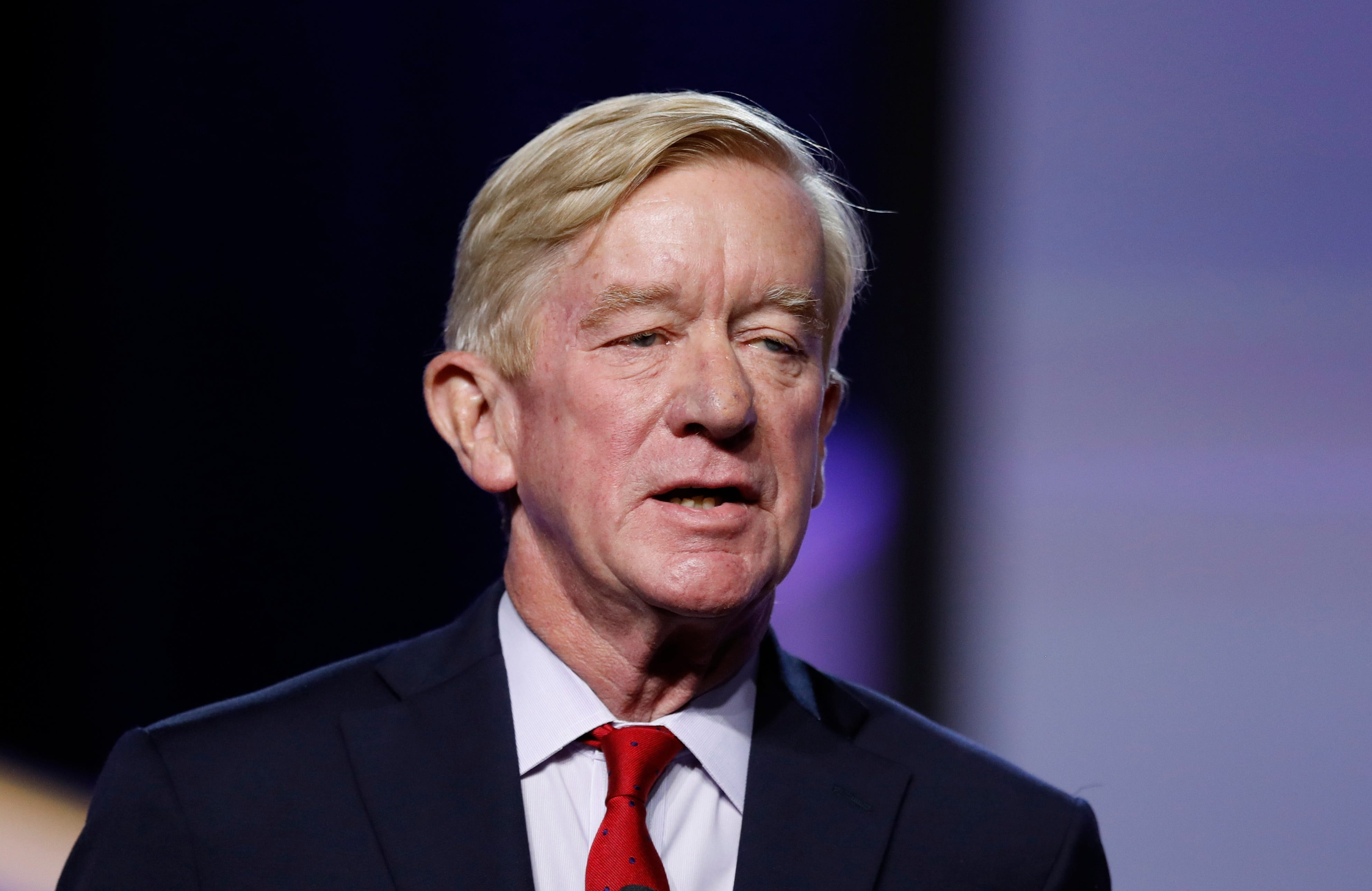Bill Weld: Trump is a raging racist, GOP will be known as party of racism