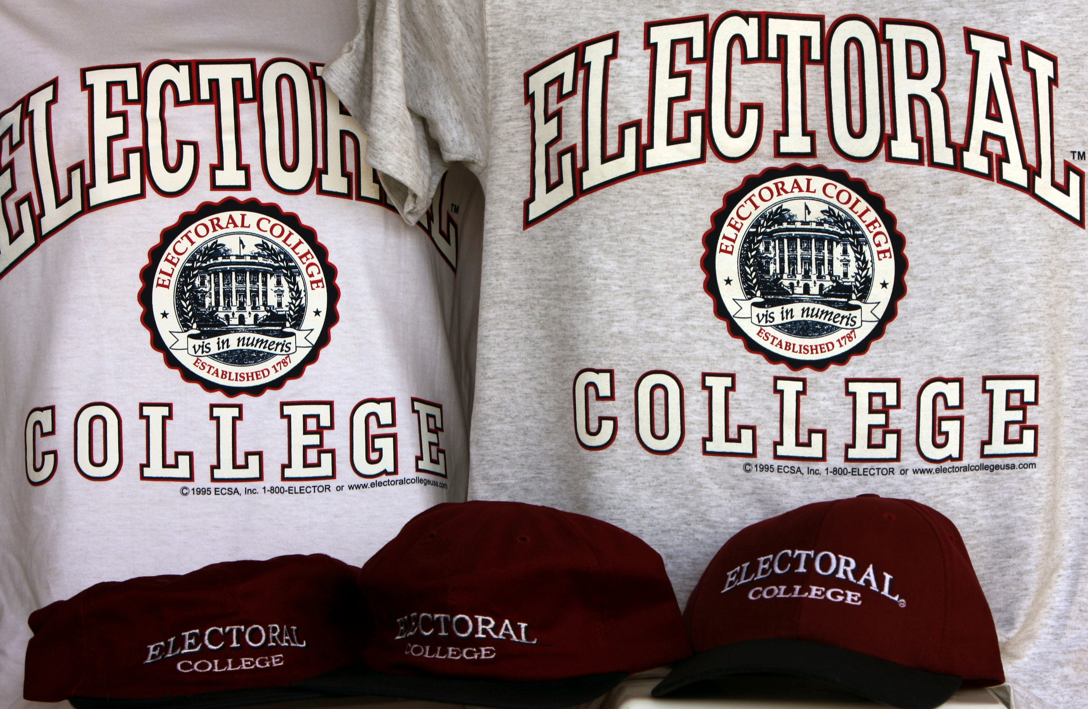 The Electoral College isnt set in stone. Texas, Wisconsin could be next to switch sides