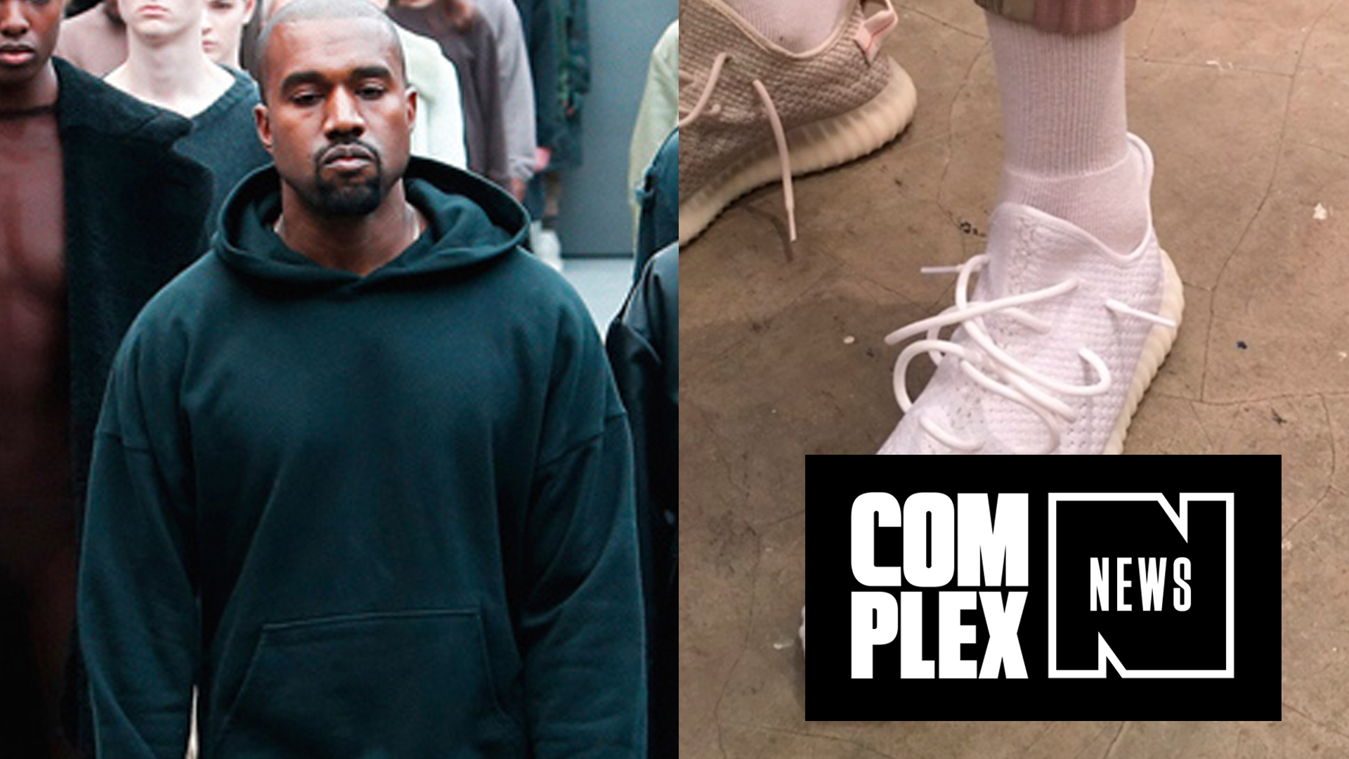 Kanye West Will Give Free Yeezys to Anyone Who Can Guess His Album Title 481da35e3