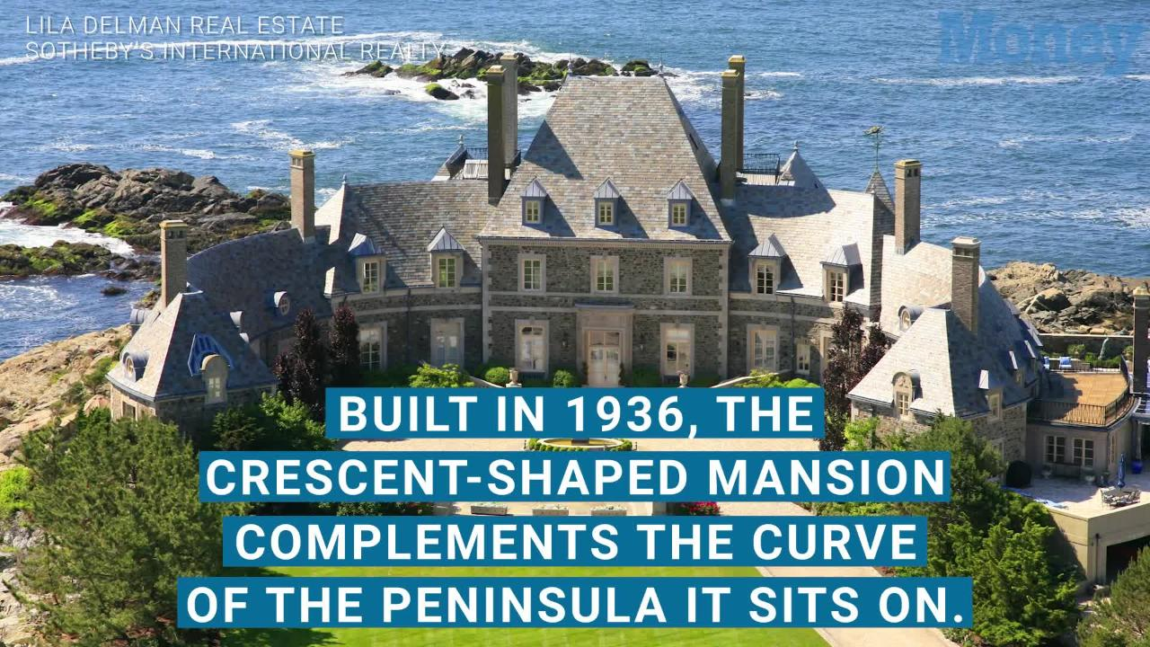 See The Stunning Newport Mansion Jay Leno Just Bought For 13 5