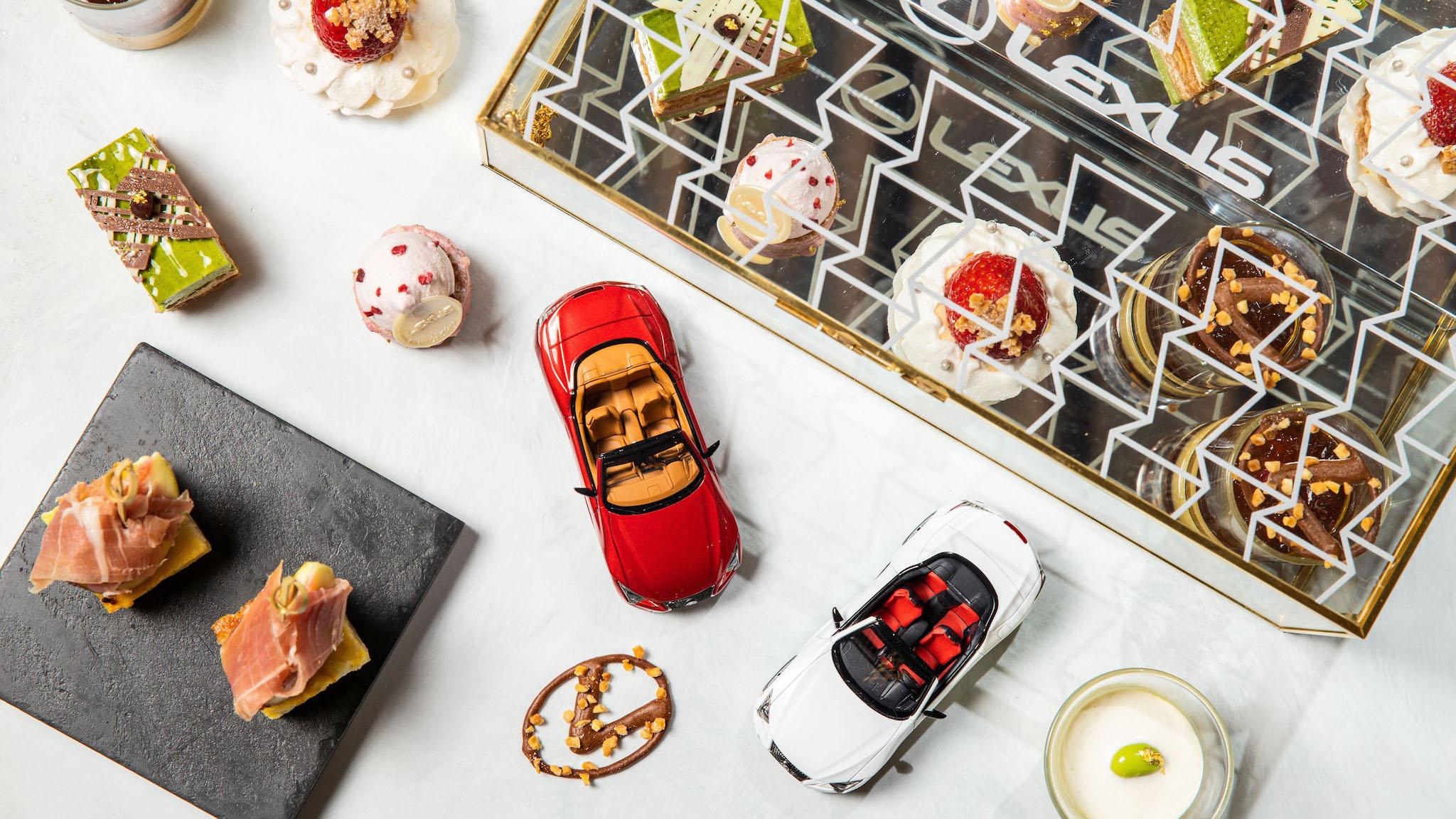 Lexus 車主專屬體驗 晶華酒店穿浴衣喝午茶!