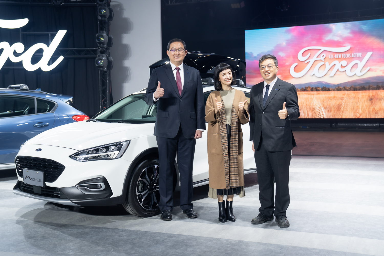 Ford Focus Active 中型跨界休旅於今日(18)正式上市。