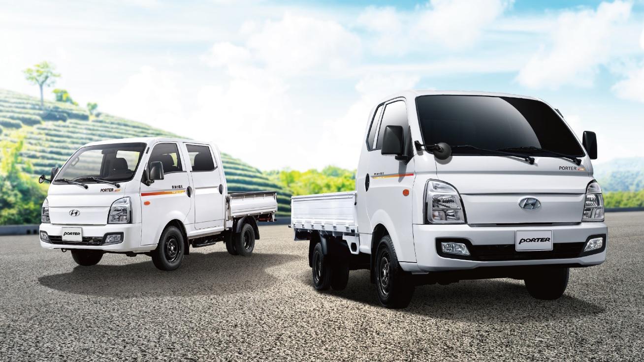全新 Hyundai Porter Pro 七車型 69.8 萬起 春節前早鳥優惠