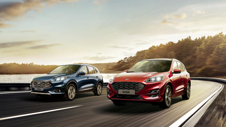 Kuga 連三月破千台,Ford 前三季新車掛牌創 14 年新高