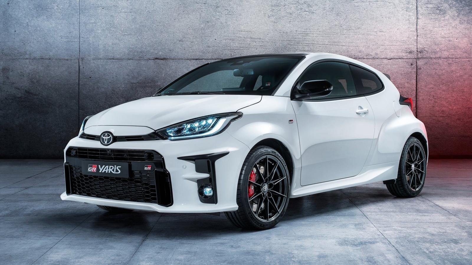 和泰 Lexus、Toyota 2021 拚 15.4 萬台,GR Yaris、GR 86 今年報到