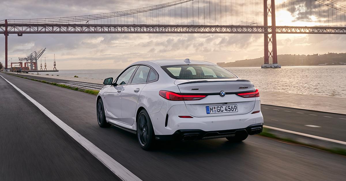 2021 年式 BMW 2系列Gran Coupé 全面升級 BMW 智慧語音助理 2.0 與全新iPhone手機數位鑰匙,本月更享低月付 9,900 元起多元分期方案或尊榮。