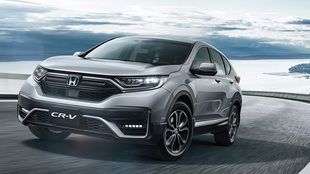 還有三千訂單未交車!Honda CR-V 12 月繳出 2,356 台