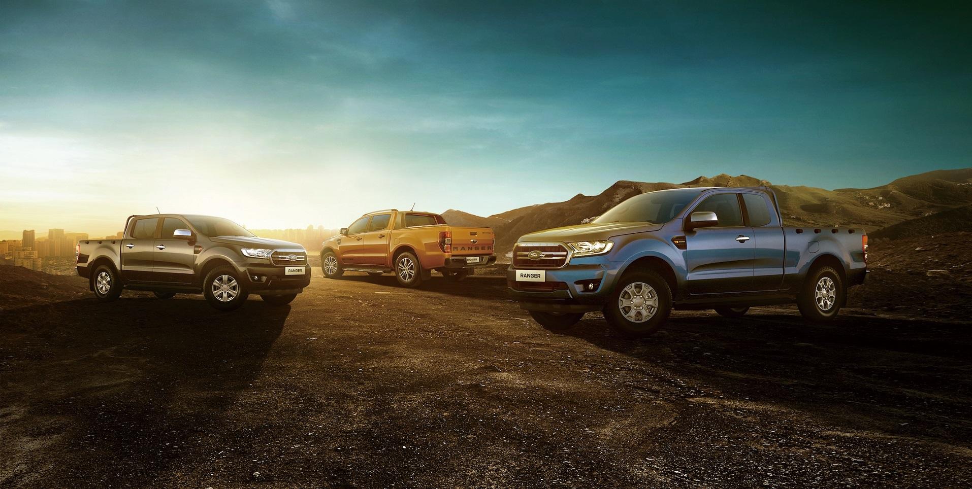 Ford Ranger 七月推出全車系高額零利率優惠。