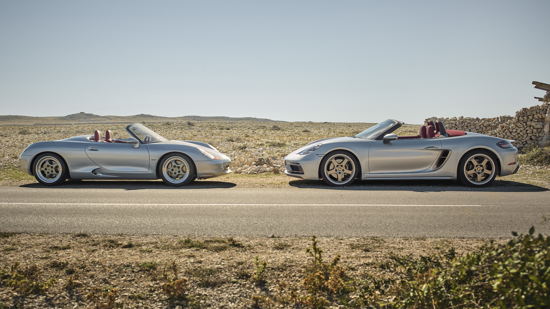 499 萬坐擁經典,Porsche Boxster 25 週年紀念款限量發售