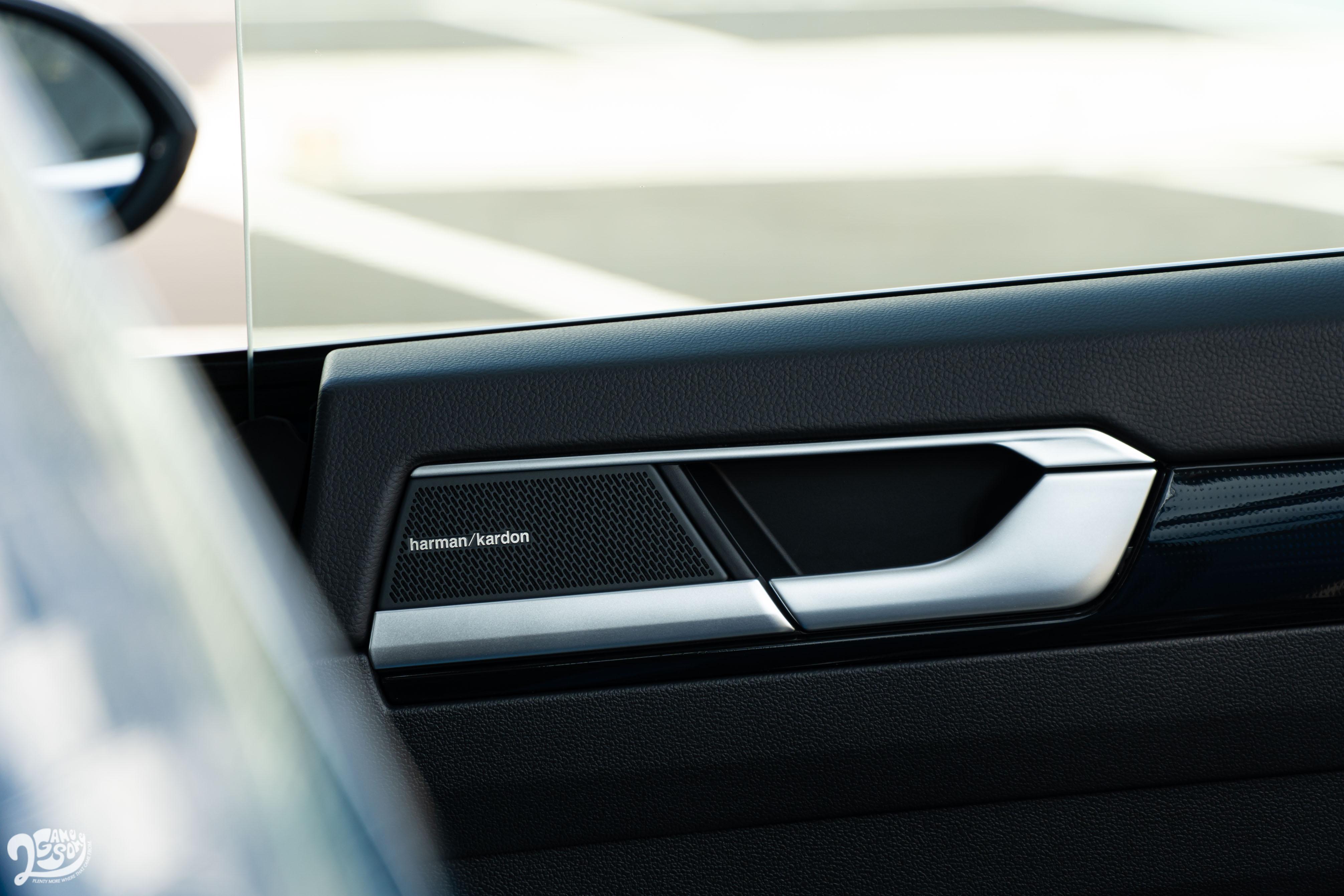 2 月底前入主 Arteon Fastback 330 TSI Elegance Premium 即可以 168.3 萬元車價並加贈 Harman Kardon 音響系統,限量 100 組。