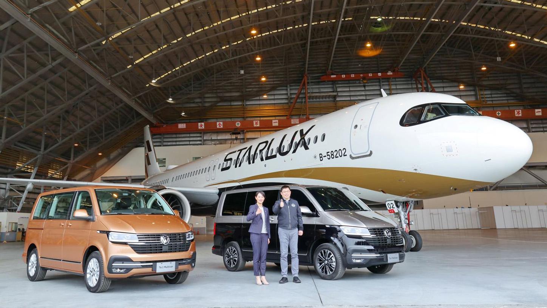 VWCV T6.1 Multivan 三車型 225.8 萬起 星宇航空助陣發表