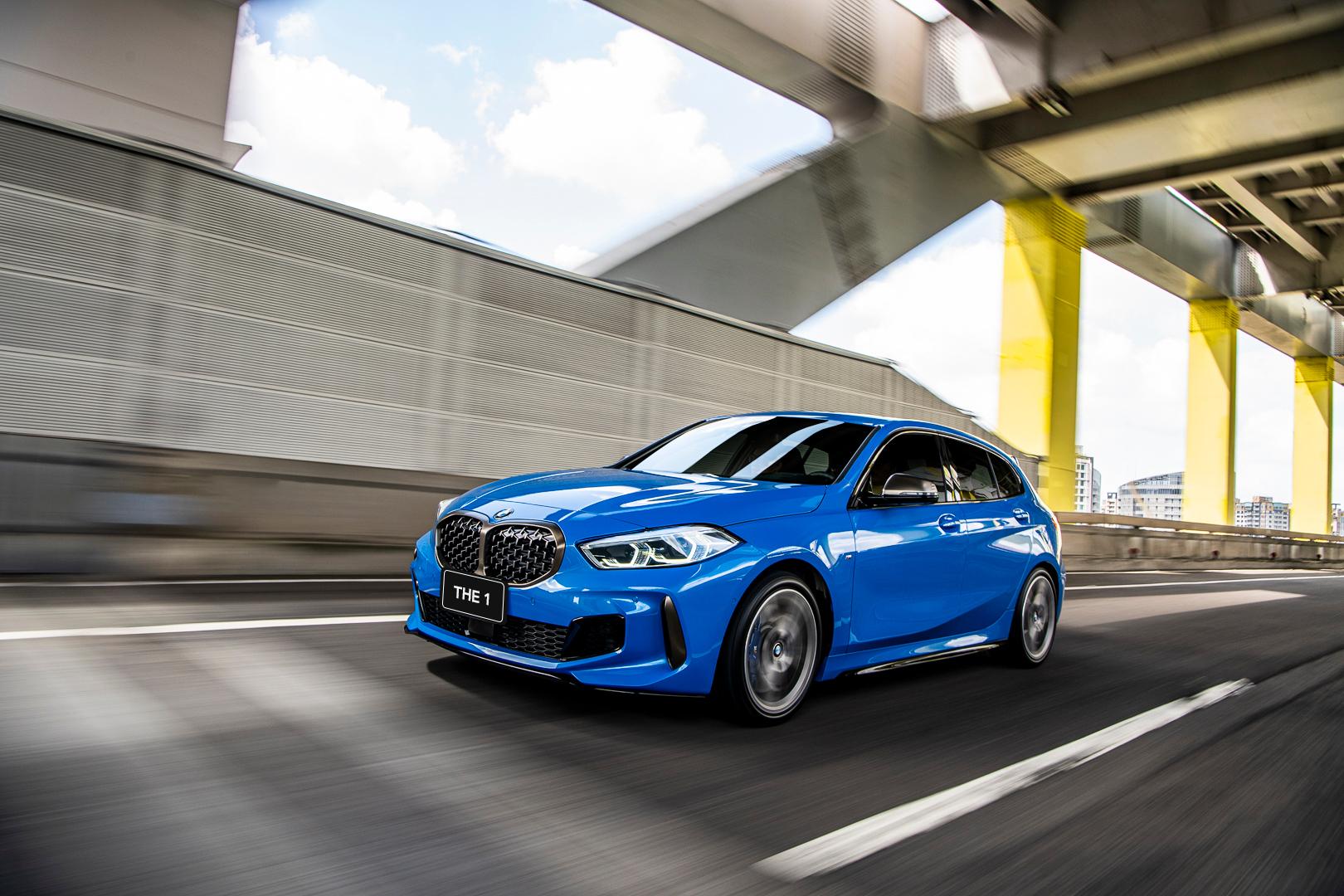 全新 BMW 1系列,本月入主可享低月付 9,900 元起多元分期方案。