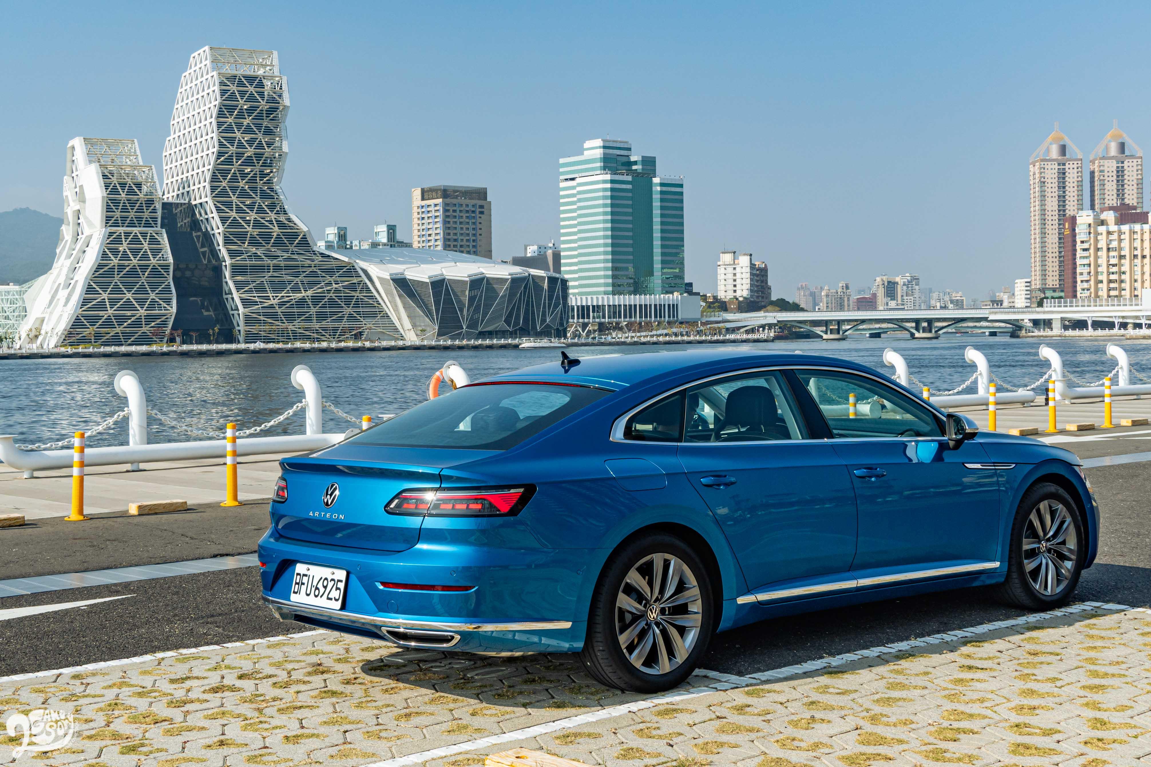 以跑旅作為多數市場旗艦代表,Volkswagen 期望透過 Arteon 奇兵突襲的意圖相當明顯。
