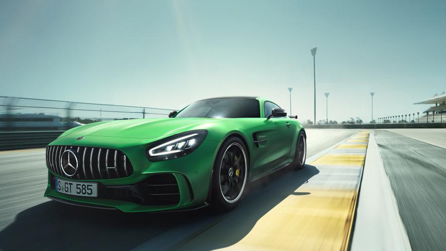 全新 Mercedes-AMG GT 697 萬、GT R 1081 萬正式開賣,三月起陸續交車