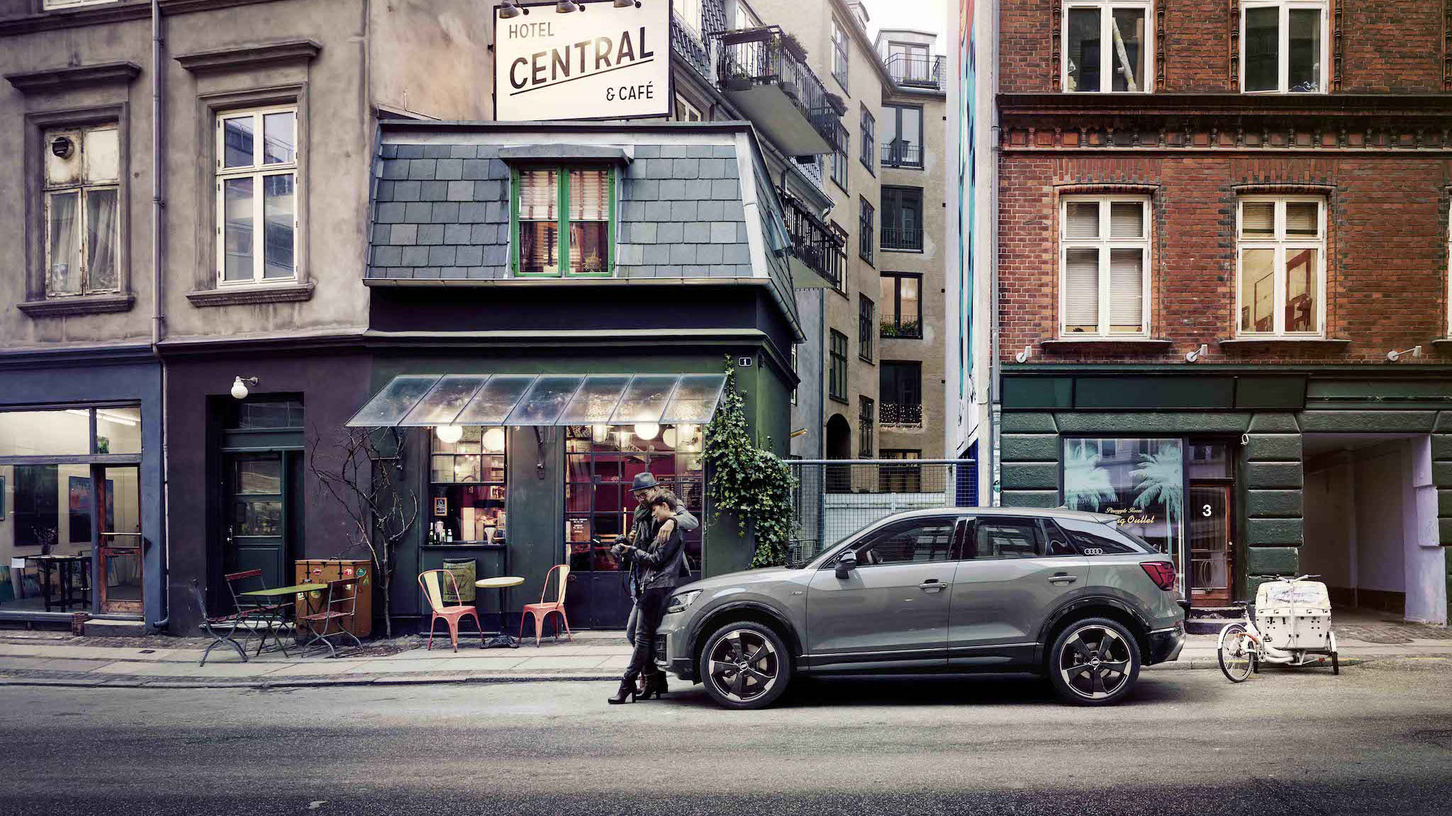 Audi「Q2 數位勁裝版」157 萬起,入主享價值近 18 萬套件