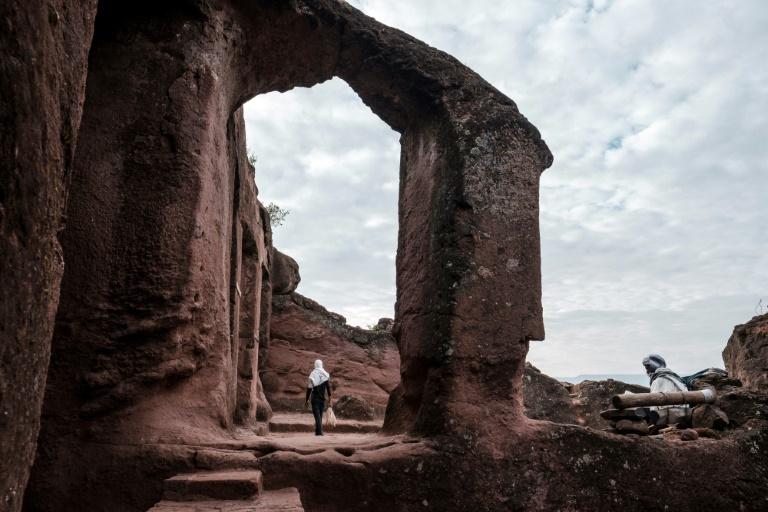 Tigray rebels take control of UNESCO site Lalibela: residents; AFP