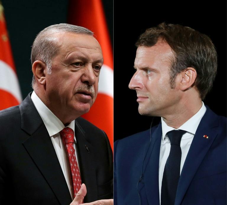 France recalls envoy after Erdogan jibe at Macron