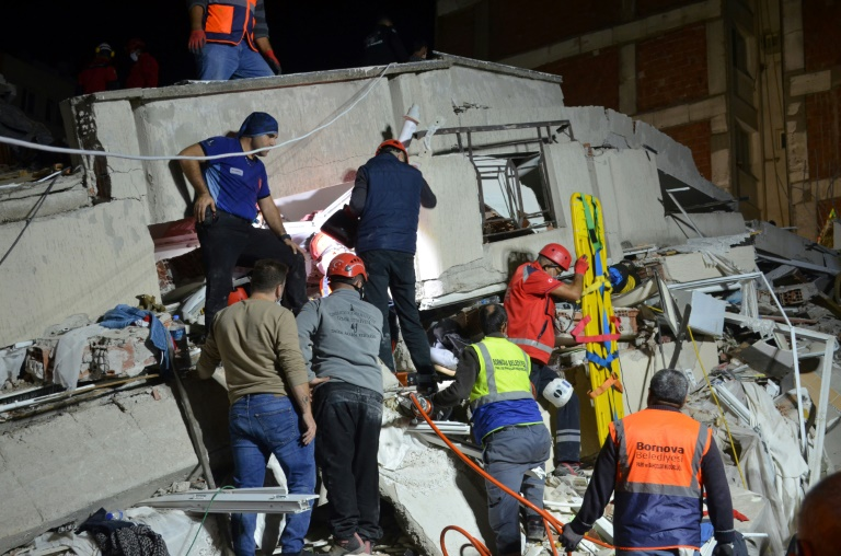 US salutes Greece, Turkey earthquake diplomacy