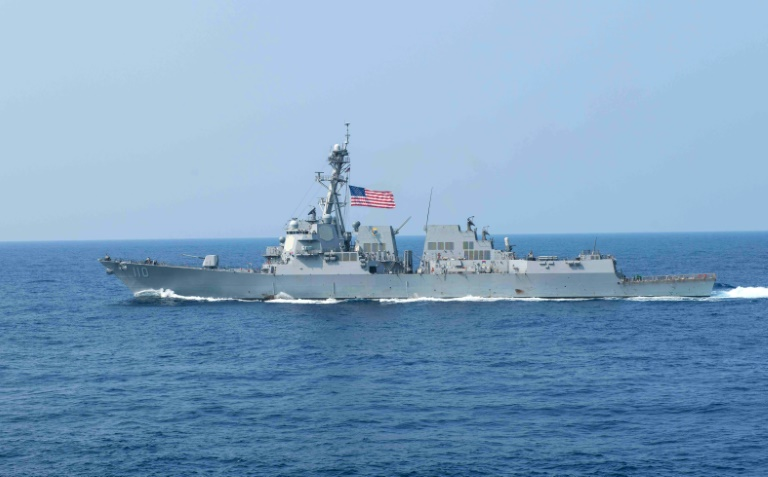 Maritime operation challenges excessive Venezuela claims: US Navy