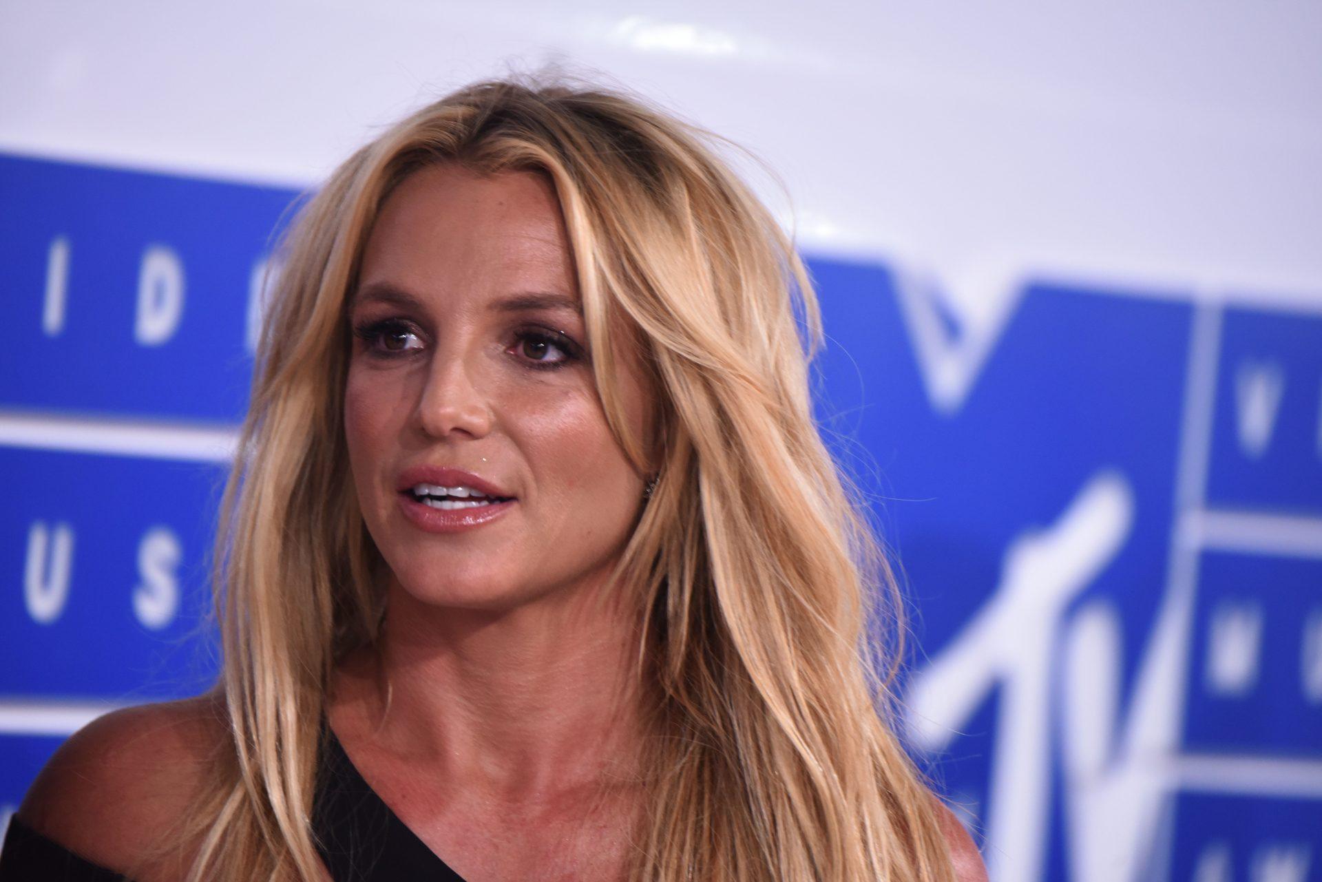 Mandatory Credit: Photo by Stephen Lovekin/Shutterstock (5848733gz)Britney Spears2016 MTV Video Music Awards, Arrivals, Madison Square Garden, New York, USA - 28 Aug 2016.