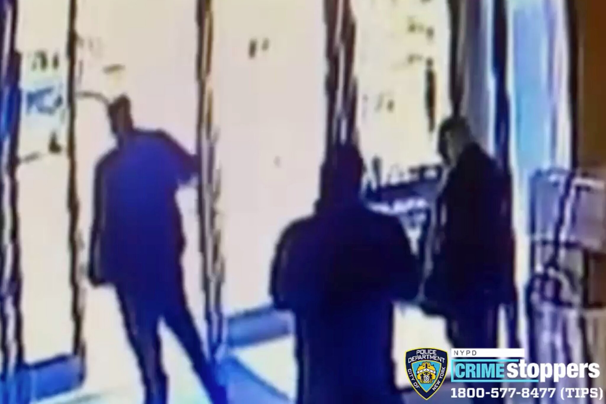 Doormen who appeared to watch attack on Asian woman in N.Y.C. fired