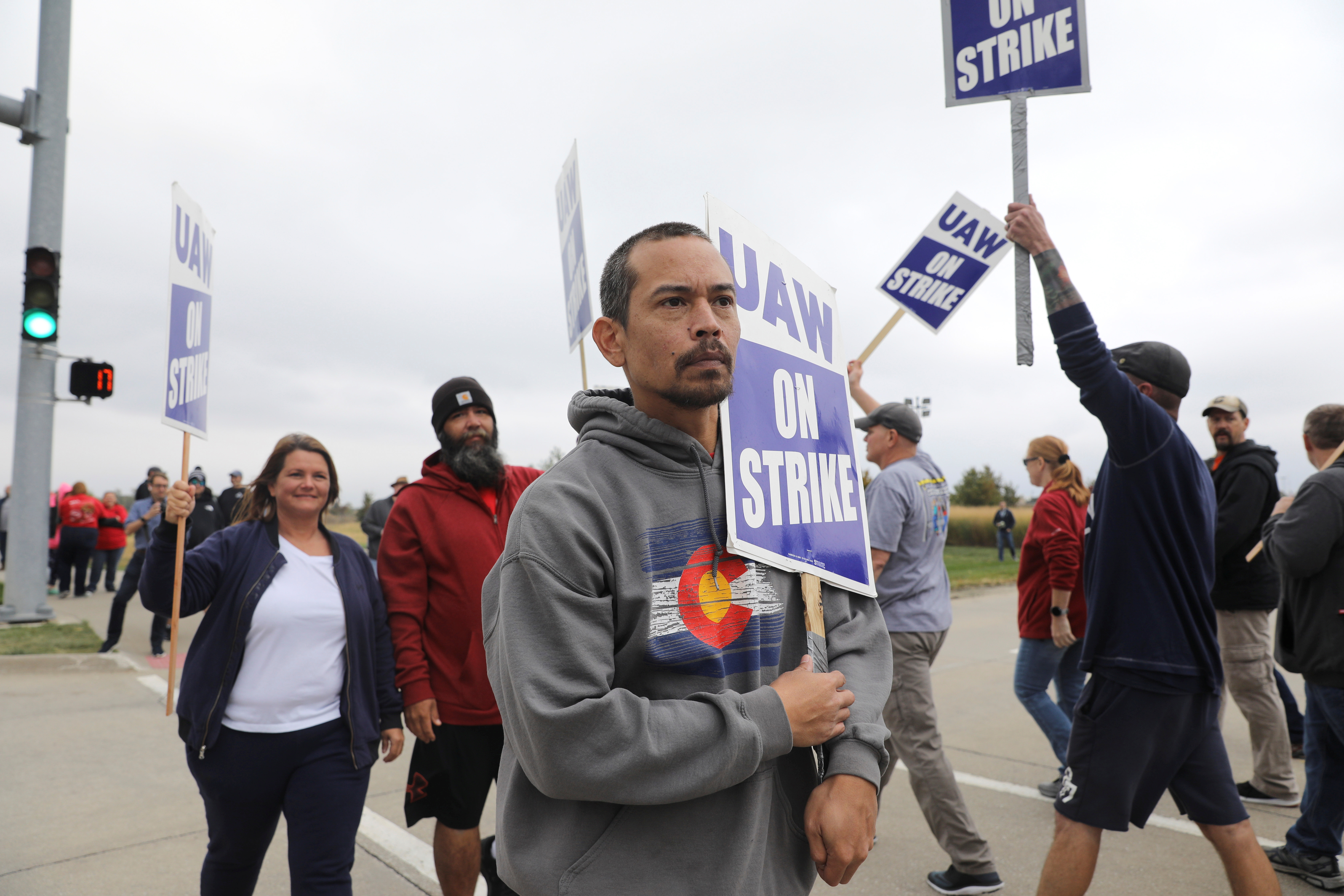 'Strikes are contagious': Wave of labor unrest signals crisis in tight job market