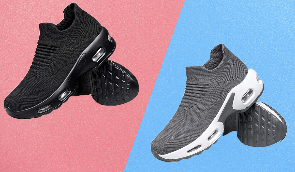 Fall means hiking season: Grab these nurse-approved walking shoes for 45 percent off at Amazon — now!
