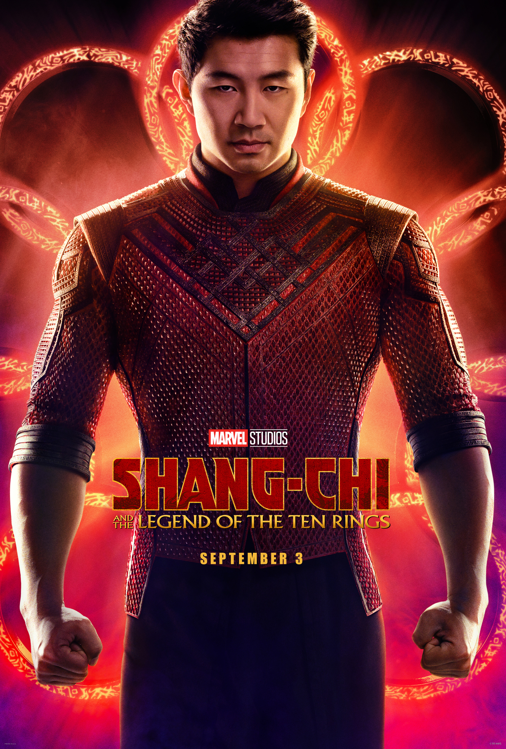 The poster for 'Shang-Chi and the Legend of the Ten Rings' (Photo: Marvel Studios)