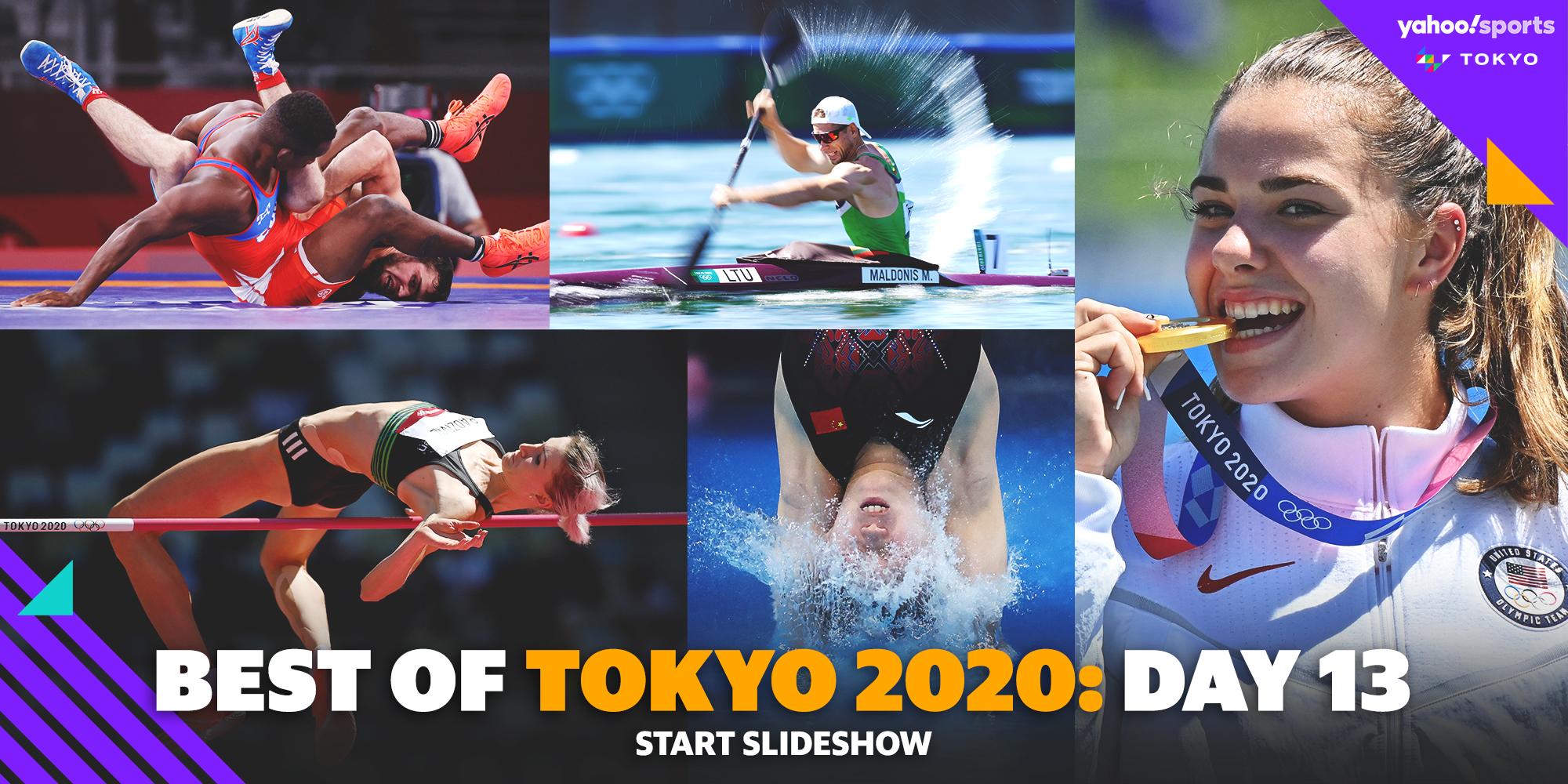 Best of Tokyo 2020 Day 13 slideshow embed